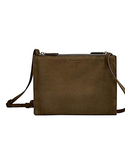 Dutti Plain bag split Femme Massimo 636 6919 crossbody suede U6wxx