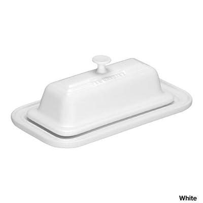 Le Creuset Butter Dish - White