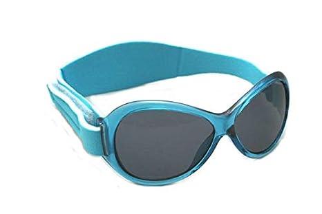 RETRO BABY BANZ Gafas de sol para Niños de 2 a 5 años. (Aqua ...