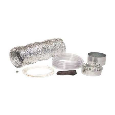 Bypass Humidifier Installation Kit