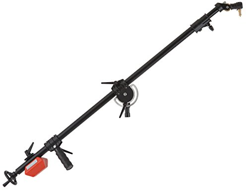 8.5' Articulating Telescopic Boom Arm for Photographic and Video Lights by Studio Assets