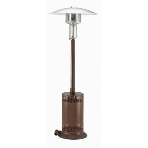 Patio Comfort Antique Bronze Portable Patio Heater