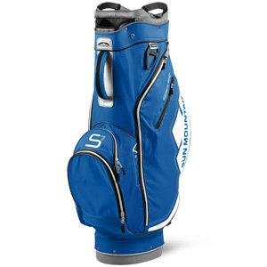 Sun Mountain Women's S-1 Cart Golf Bag, Pacific/White/Grey Review