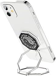 Suporte para celular, Suporte magnético de telefone para iPhone 12 Pro Max Suporte de metal ajustável Suporte