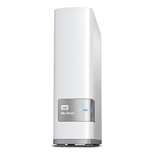WD 2TB My Cloud Personal Network Attached Storage - NAS - WDBCTL0020HWT-NESN (Renewed) from Western Digital