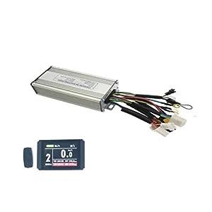 31hjtt8XWzL. SS300 HYLH Bici elettrica 36V 48V 750W 30A sinusoidale Controller rigenerativo + KT LCD8H Pannello di Controllo Display a…