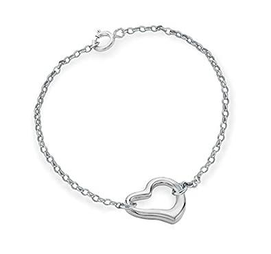Tuscany Silver Sterling Silver Celtic Bracelet of 18cm/7 7Jjuto2