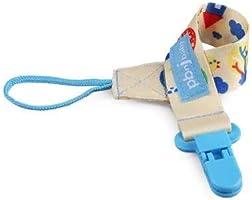 5 piezas Soporte de chupete para ni/ñas y ni/ños Se adapta a la mayor/ía de los estilos de chupetes y juguetes para la dentici/ón y regalo para la ducha del beb/é Clips de chupete