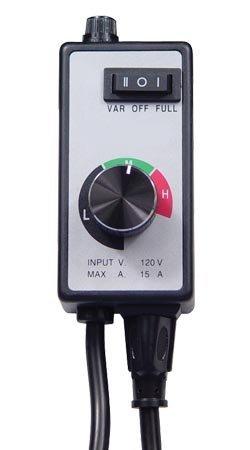 Hydrolux Variable Fan Speed Controller - speedster hydroponics fan exhaust air