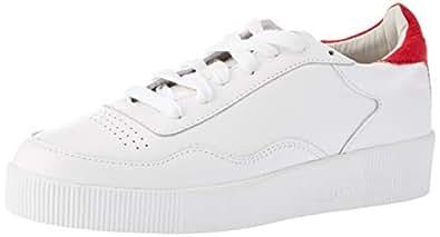 Senso Women's Arden Trainers Shoes, Cherry, 35 EU