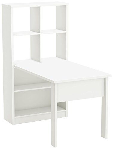 South Shore Annexe Craft Table and Storage Unit Combo, Pure ()