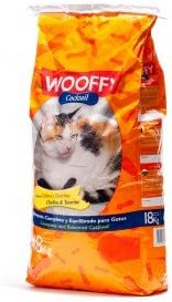 Wooffy Pienso para Gato NG Cocktail 18 kg. Pienso Completo y ...