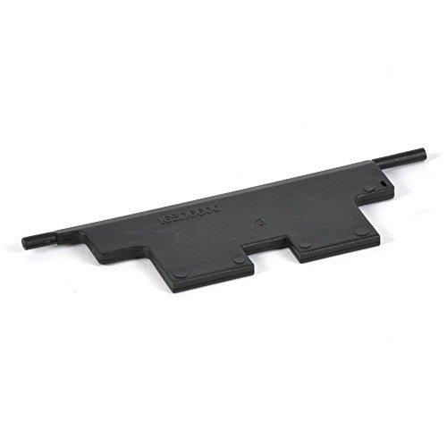 UPC 095904043512, WD13X10045 GE Hotpoint Dishwasher Door Actuator Handle