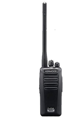 Kenwood NX-240V16P ProTalk Compact VHF Digital and Analog 5W Portable Radio