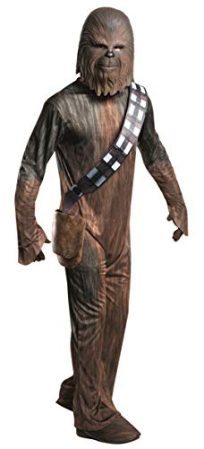 Rubie's Star Wars Adult Deluxe Chewbacca Costume, Large -