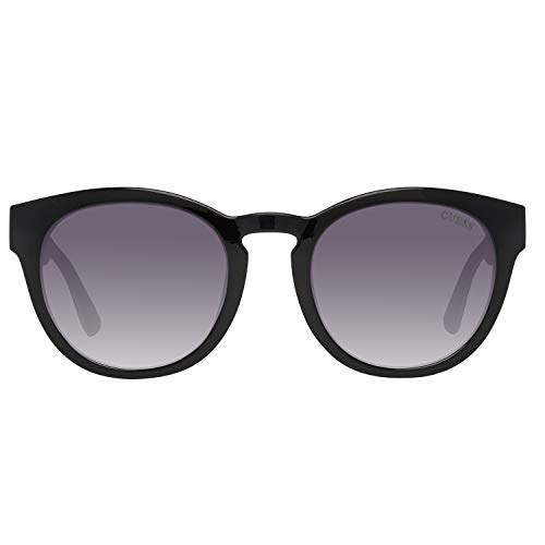 Guess Lucido nero Sonnenbrille fumo Grad Noir gu7473 qrqpgnwzF