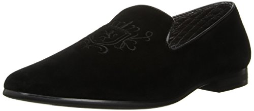 Giorgio Brutini Men's 17603 Slip-On Loafer,Black Velvet,10.5 M US 176031