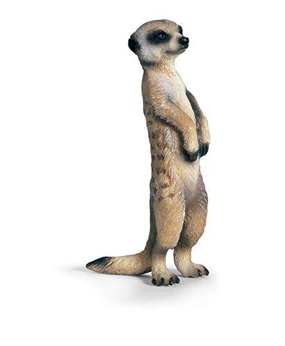 Schleich Standing Meerkat -