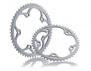 Miche Primato Pista Track Chainwheel Chainring 135 BCD 1/8 Track Single Speed (53t)
