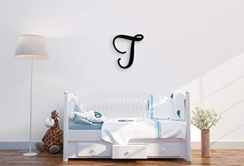 (XL Wall Letters Uppercase T | 24