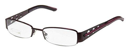 Diesel 0085 Womens/Ladies Designer Half-rim Eyeglasses/Glasses (50-18-135, - Eyeglass Women Discount Frames For