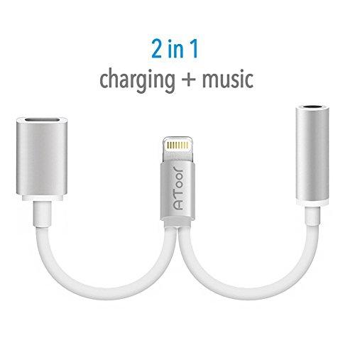 2 in 1 Lightning iPhone 7 Adapte...
