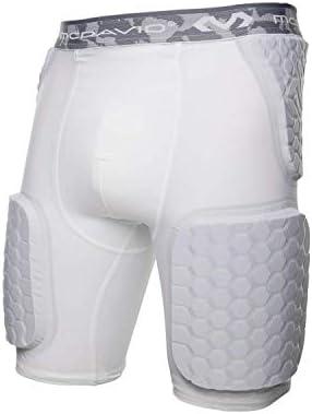 McDavid Hex Hard Plate Thudd Shorts