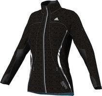 adidas Adistar Gore Windstopper Women's Running Jacket black