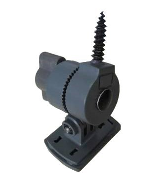 Hawk Game Camera Pro Mount - Adjustable, Versatile, Convenient Mount for Small Action Game Camera