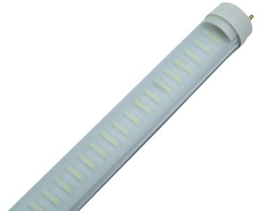 14 Watt LED Bulb - 2 Foot T8 Lamp - Replacement or Upgrade for Fluorescent Lights(-5600K-Heavy Frost-120-277V AC)