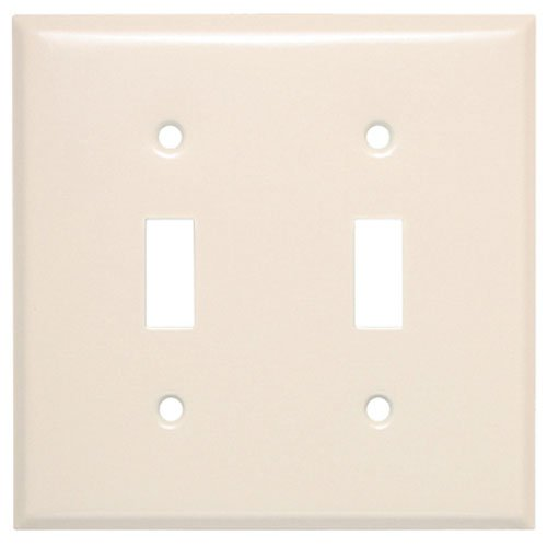 MULBERRY METALS 44072 ALM 2G TOG Wall Plate