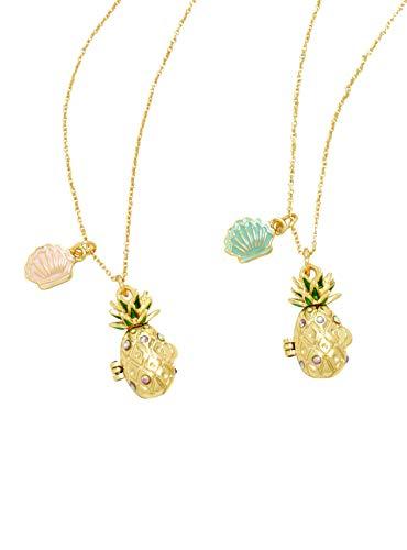 Tvmoviegifts Spongebob Squarepants Best Friend Necklace Set