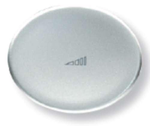 Tapa regulador electronico pulsador tacto blanco Niessen tacto