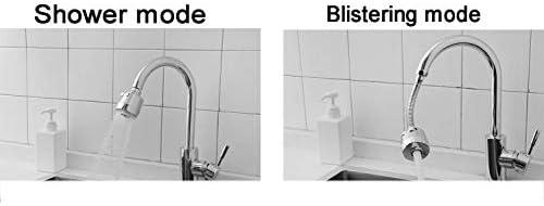 キッチン蛇口エアレーター、ガスケットで360度回転可能な蛇口エアレーター、蛇口の交換部品 (サイズ : C)