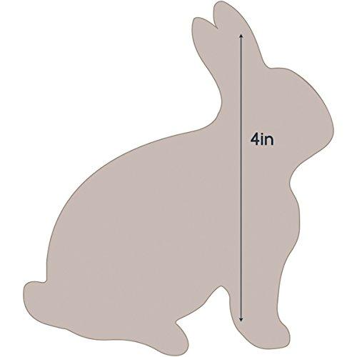 Couture Creations Quilt Essentials Quilting Die-rabbit 1 - Applique 3.4