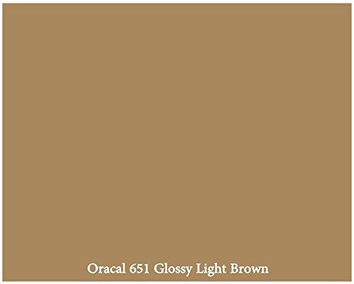 Brown Adhesive Vinyl - 2