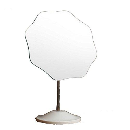 Desktop Simple Large European Princess Single Mirror