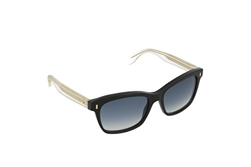 Fendi Sunglasses 0086/S YPP D8 Black Crystal Black - Buy Fendi