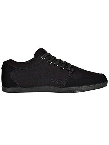 K1X K1X LP Low zapatos Black on Black