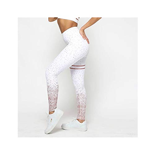 Encounter_meet 2019 Womens' Sexy Seamless Fashion Pants High Waist Workout Jogging Athleisure Training Leggings,1,S