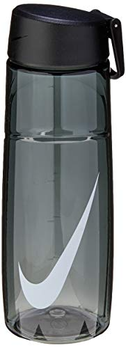 Squeeze T1 Flow Water Bottle, 473Ml, Cinza/Branco