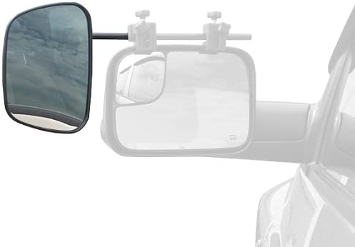 Pair JR Products 2912 Grand Aero Towing Mirror