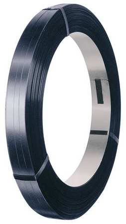 Steel Strapping, 23 mil, 1/2 In. W