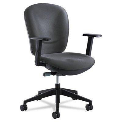 ies Synchro-Tilt Task Chair, Charcoal SAF7205CH (Rae Task Chair)