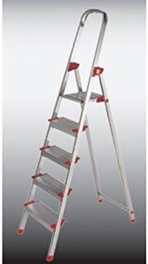 Escalera Aluminio Kettal 4: Amazon.es: Bricolaje y herramientas