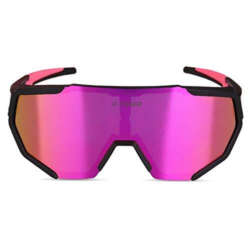 X TIGER Polarized Sunglasses Interchangeable Baseball product image