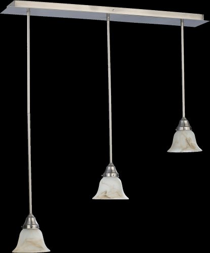 - Quorum 7-3-65 3 Light Pendant Canopy, Accessory