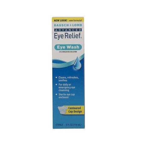 PACK OF 6 - Advanced Eye Relief Eye Irrigating Solution Eye Wash, 4 fl oz