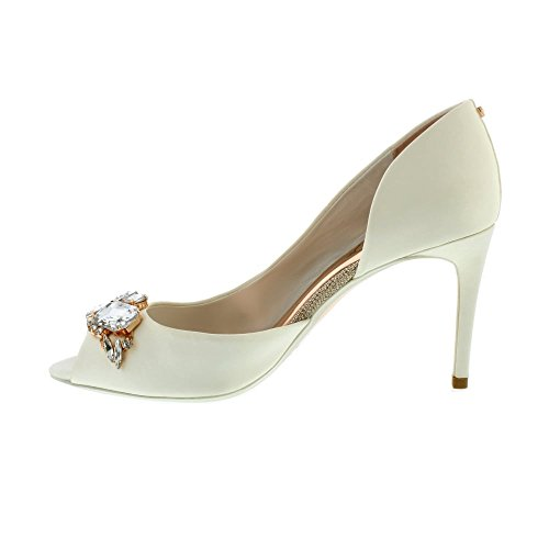 Ivory Kliohna Baker Ted White Shoes Wedding Ivy Women's Eq6xwx1Y