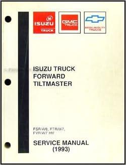 2005 isuzu ftr owners manual